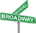 news from broadway